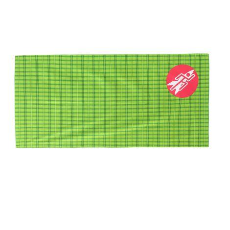 Green PLAID - Quick Dry Towel