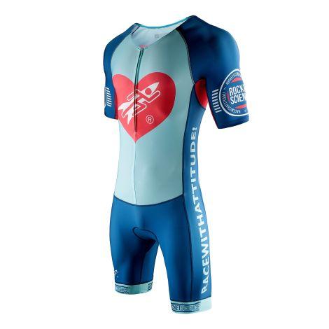 RJ Race Suit - Men's 1pc Mid-sleeve - HEART