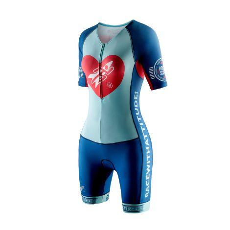 RJ Race Suit - Women's 1pc Mid-sleeve - HEART