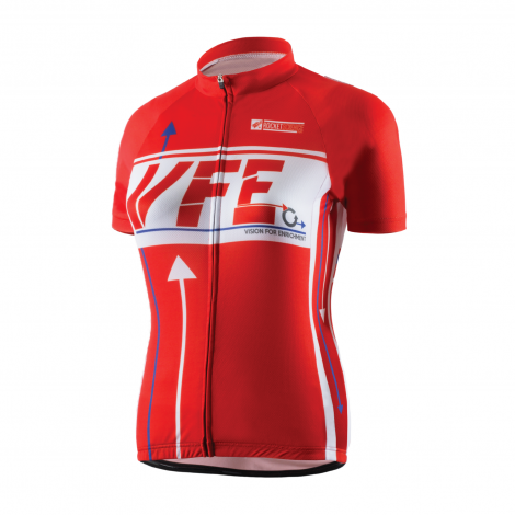 Real Jane Cycling Jersey Women's Short Sleeve