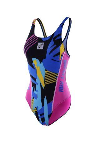 Flight Performance Women's Custom Racer Back Swimsuit