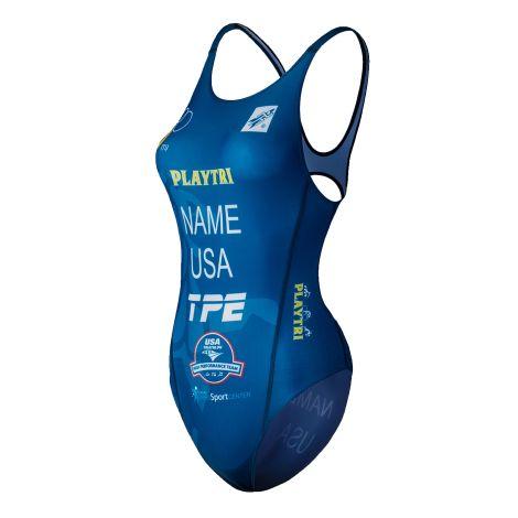 ITU CUSTOM Race Suit Women's CLASSIC