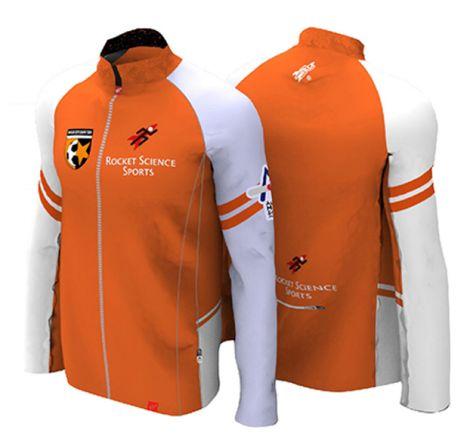 Custom Jacket Men's AMSA
