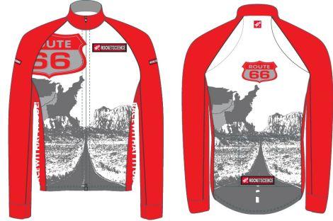 Elite WinterTECH cycling jacket - Women's