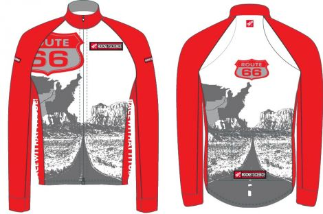 Elite WinterTECH cycling jacket - Men's