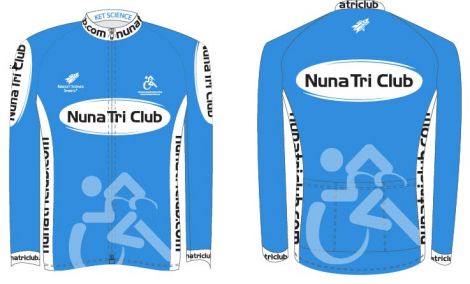 Elite Cycling Jersey Men's Long Sleeve