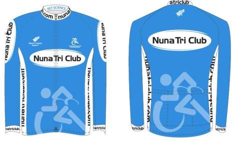 Elite Cycling Jersey Women's Long Sleeve