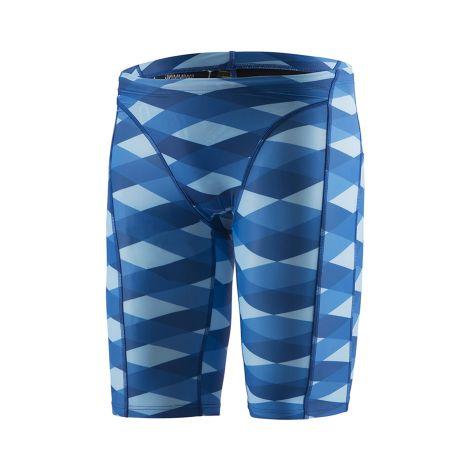 Rocket Flight Custom Men's Jammer Swimsuit