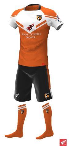 Custom Soccer Kit Set