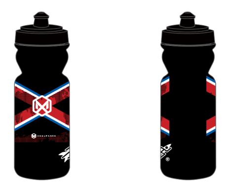 Rocket Water Bottle -MACCAX