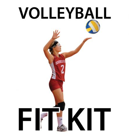 VOLLEYBALL FIT KIT